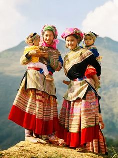 VIETNAM IMAGE OF THE COMMTNITY OF 54 ETHNIC GROUPS