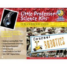 Science Kit - Robotics