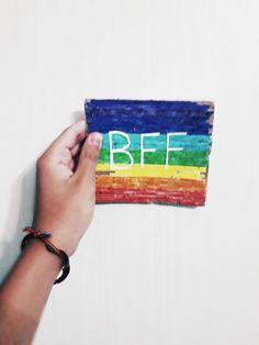 #BFF Bff, Bestfriends