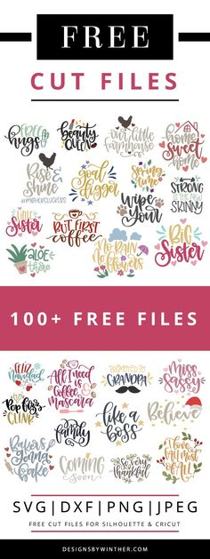 Free svg craft files is part of Cricut fonts - Source by onchao Cricut Air, Cricut Vinyl, Cricut Svg Files Free, Free Svg Fonts, Free Fonts For Cricut, Free Svg Cut Files, Cricut Craft Room, Cricut Tutorials, Cricut Ideas