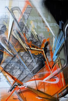 Glasgow wall. Morten Anderson.