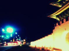 Gwanghwamun Gate 景福宮光化門