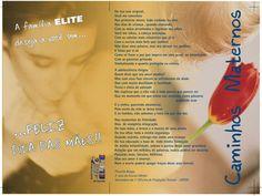 Cartão Dia das Mães ELITE - miolo | Flickr - Photo Sharing!