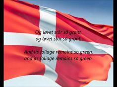 """Danish National Anthem - """"Der Er Et Yndigt Land"""" (DA/EN). I have a music box that plays this."""
