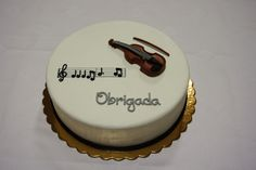 Menina Framboesa: violin