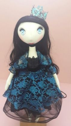 My handmade doll