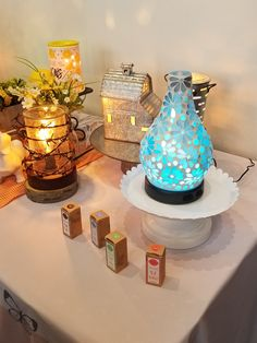 Spring /Summer 2019 Scentsy Oils, Scentsy Diffuser, Young Living Diffuser, Scented Wax Warmer, Wax Warmers, Mosaic Designs, April Showers, Tea Tree, Home Remedies