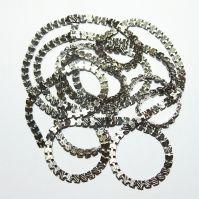 Metal Silver Color Chain