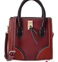 e39c2ef904f6 Lionel Kalista mini crossbody bag  maroon  burgundy