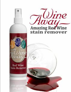 Amazon.com: Wine Away Red Wine Stain Remover, 12-Ounces: Health & Personal Care