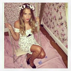 Pin for Later: The 55 Most Stylish People to Follow on Instagram Charlotte Ronson