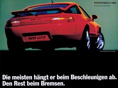 1977 Car Advertisements | 1977-1995 PORSCHE (Germany) 928 Period Photos op FUNDALIZE.com