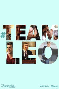 #TeamLeo   Chasing Life