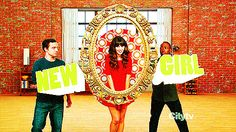 MY FAVORITE SHOW THE NEW GIRL