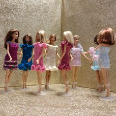 Ravelry: Hyperbolic Barbie pattern by Woolly Thoughts