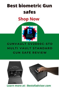 A fingerprint gun safe is very secure for advanced level safety. This type of safe is very popular to protect the most valuable things in your home and office. Find the best fingerprint gun safe for your home, shops, or office. Read more...[] Fingerprint Gun Safe, Gun Vault, Best Safes, Gun Safes, Digital Lock, Must Have Gadgets, Sharp Objects, Safety, Guns