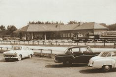 Mitropa-Autobahn-Raststätte Michendorf (1962)