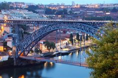 14 fun things to do in #Porto, Portugal | Via U.S. News Travel | 09/09/2016  Porto has long been a hot destination for wine lovers — it's the go-to place to find the best of that sweet, tasty port wine. But this city by the sea has more to offer than vinho. Porto is an attractive European mini-metropolis on Portugal's northwestern coast where travelers can get their fill of culture and the outdoors... #Portugal