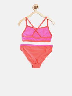 assets.myntassets.com w_480,q_90 assets images 1808770 2017 3 31 11490958459483-Adidas-Girls-Pink--Coral-Orange-BY-3S-CB-Striped-Bikini-Set-BP5293-1491490958459264-2.jpg