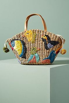 Discover unique bags, clutches & travel accessories at Anthropologie, including the season's newest arrivals. Latest Handbags, Cheap Handbags, Handbags On Sale, Purses And Handbags, Fashion Handbags, Cheap Purses, Cute Purses, Accessorize Handbags, Crochet Tote