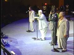 """Rance Allen Group singing """"You That I Trust"""""""