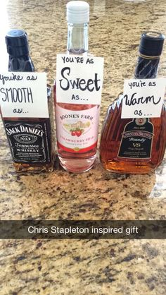 "For the country music lover in your life. An alcohol themed gift inspired by the song ""Tennessee Whiskey"" by Chris Stapleton. Perfect for dad, brother, or boyfriend."