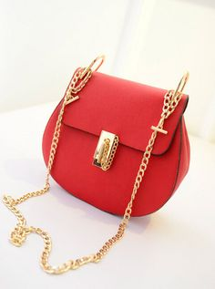 3d59b57539 Find More Shoulder Bags Information about explosion lock fashion red women  messenger bags female women bag