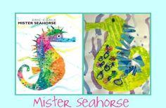 eric carle - seahorse