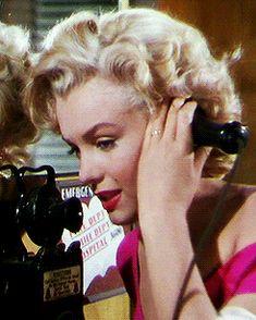 Marilyn Monroe as femme fatale Rose Loomis in Niagara, 1953.