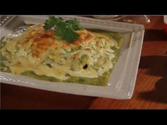Recipe for Aztec Lasagne - Ole Mexican Foods