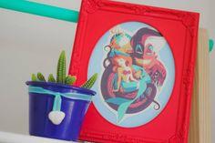 Ariel - Little Mermaid - A pequena Sereia - Party -