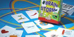 """Brain Storm - Bis zum 11. Dezember verlost Pointer fünfmal das Kartenspiel """"Brain Storm"""" von AMIGO."""