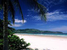 Compartilhando...: Melhores Praias do Mundo