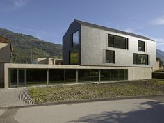 Gallery - Primary School in Châteauneuf Sion / Savioz Fabrizzi Architectes - 10