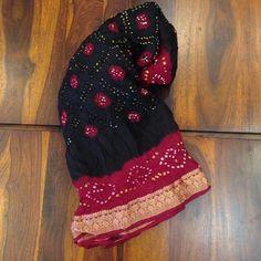 Drape yourself with this beautiful silk bandhini saree with blouse http://www.thefirstbazaar.com/product/tfb-bandhini-silk-saree-01/ #fashion #india #women #saree #silksaree #bandhinisaree #thefirstbazaar
