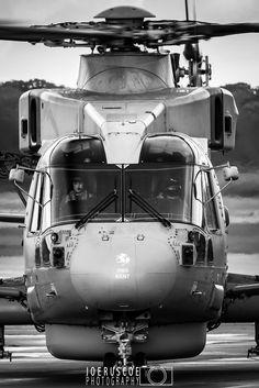 Royal Navy Merlin by Joe Ruscoe on 500px Royal Navy Merlin at RAF Shawbury, Shropshire.