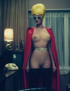 visual optimism; daily fashion fix.: super linda: linda evangelista by steven…