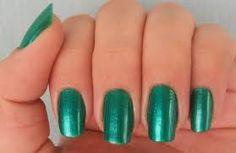 Resultado de imagem para unhas decoradas em verde agua