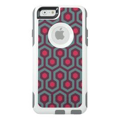 Abstract Geometric Pattern OtterBox iPhone 6/6s Case
