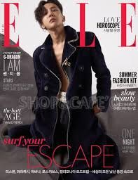 Image result for g dragon elle korea