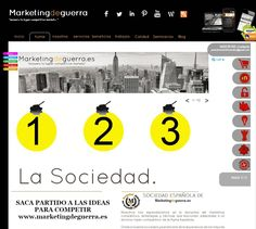 Home en www.marketingdeguerra.es
