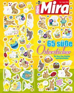 Ostersticker für Mira (mehr auf www.comicwal.de)