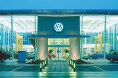 Car Showroom Interior Design