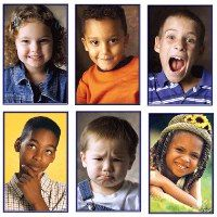Emotions Language Cards | Flashcards & Visual Supports | Autism Spectrum & Special Needs Children resource: Different Roads to Learning