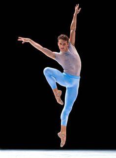 """ Lucien Postlewaite in A Million Kisses to My Skin (Pacific Northwest Ballet) """