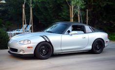 Fastback NB Mazda Miata by Wonko the Sane