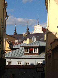 Vilnius old town, Lithuania