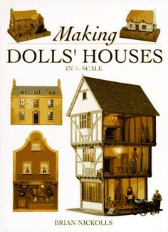 Making Dolls' Houses in 1/12 Scale by Brian Nickolls http://www.amazon.com/dp/0715304801/ref=cm_sw_r_pi_dp_EZa0tb0PW3NP3YZZ