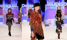 February  2016 2017 during Fashion Week in New York, the Spanish brand Desigual has presented the new autumn-winter collection 2016-2017.For the new line of