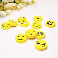 0.68$  Watch now - http://alinxw.shopchina.info/go.php?t=32730245854 - 4 Pcs/lot (1 bag ) Cute Kawaii Smile Rubber Eraser Gift School Supplies Korean Stationery For Kids Wholesale Free Shipping 0.68$ #SHOPPING